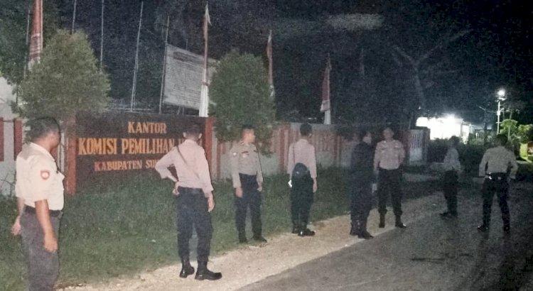 Cegah Aksi Kriminalitas Di Malam Hari, Ton Turjawali Tingkatkan Patroli Malam