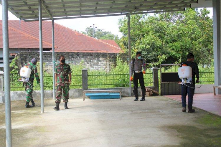 Cegah Covid 19 || Satukan Tekad, TNI Polri dan Pemda Terus Bergerak
