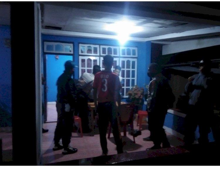 Cegah Covid || Tim Ops Aman Nusa II Patroli Malam dan Mengimbau Warga