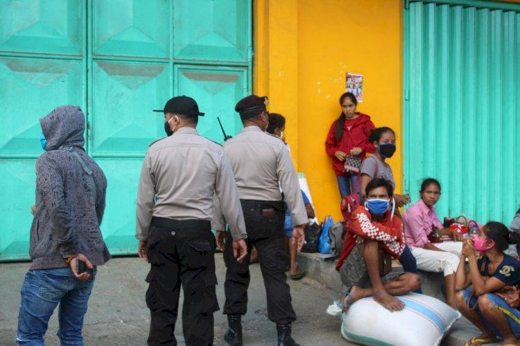 Langkah Pencegahan Covid 19, Ops Aman Nusa II Gencar Lalukan Imbauan Dan Sosialisasi