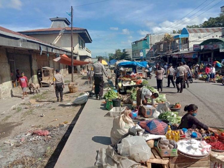 Operasi Bina Kusuma - Mengajak Warga Partisipasi Dalam Menciptakan Sumba Yang Lebih Aman Dan Nyaman