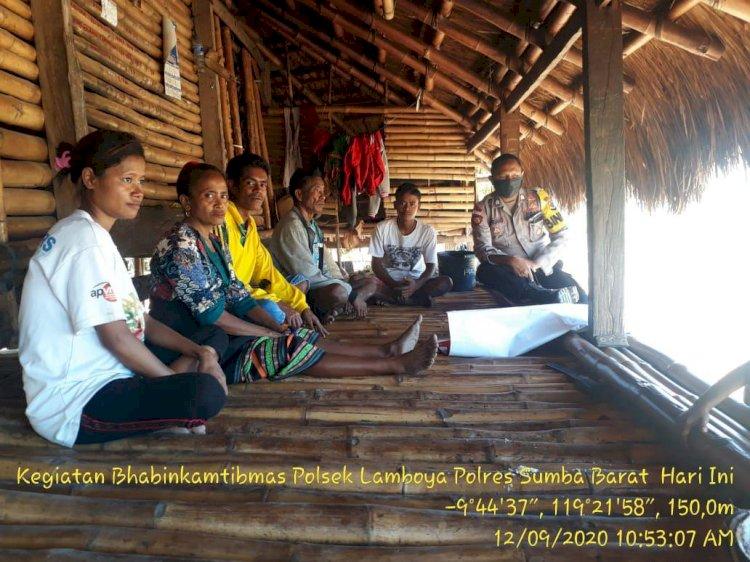PILKADA DAMAI | Brigpol Siprianus Imbau Warga Binaan untuk Tak Terhasut Berita HOAX