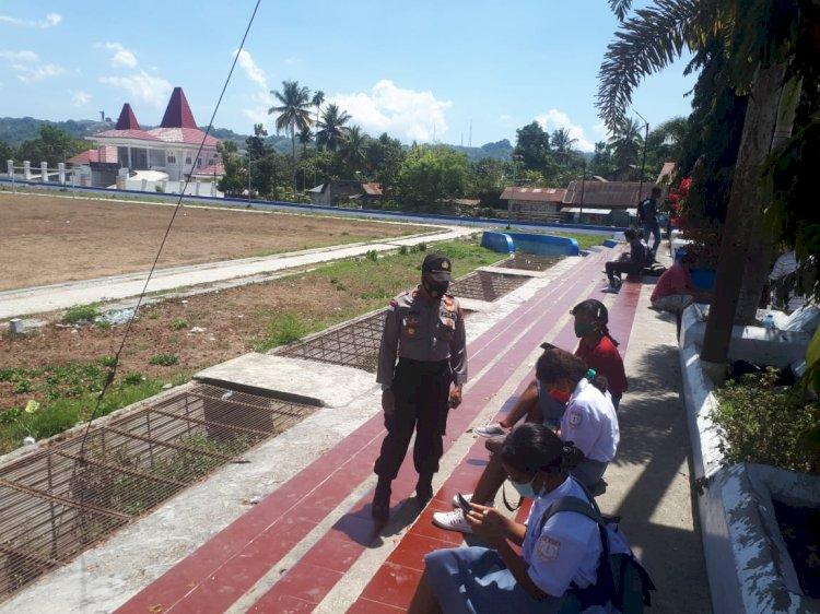 Ops Aman Nusa II Terus Dilakukan Demi Mencegah Covid 19
