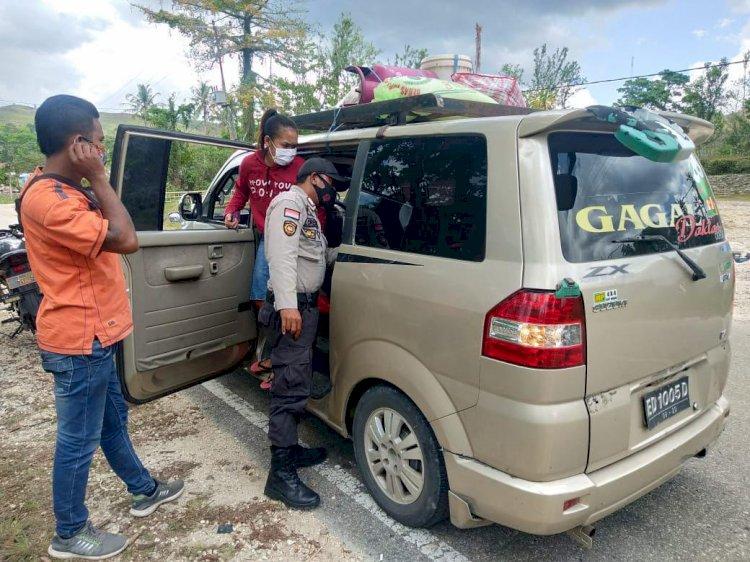 Zero Miras | LAGI, Jajaran Polsek URG Berhasil Amankan 225 Liter Miras