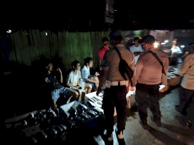 Ops Aman Nusa II Terus Lakukan Himbauan Demi Mencegah Covid 19