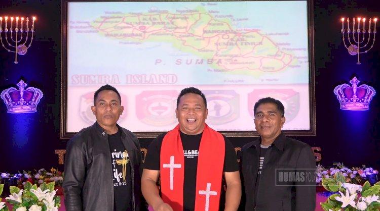 'Deklarasi Pilkada Damai' Tokoh Agama & Pemuda Sumba Barat