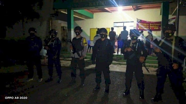 Kapolres Perintahkan 6 Polsek & 3 Polsubsektor Gelar 'Patroli, Monitoring & Pengamanan Serentak' Perayaan Malam Kamis Putih