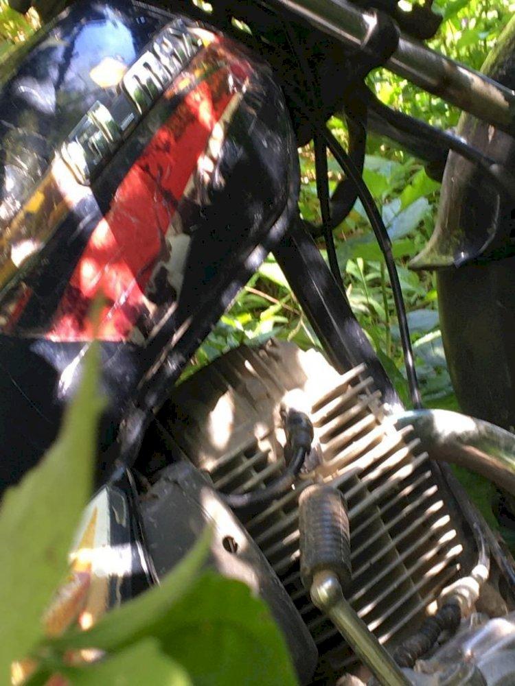 1×24 Jam | Motor Hilang Di Temukan Di Semak-Semak Desa Dewa Jara