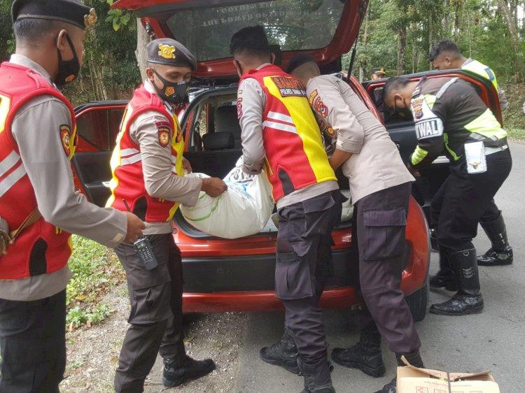 Berturut-turut Gagalkan Distribusi Miras, AKBP FX Irwan Tegaskan Siap Berperang dengan Pelaku Pelanggar Hukum