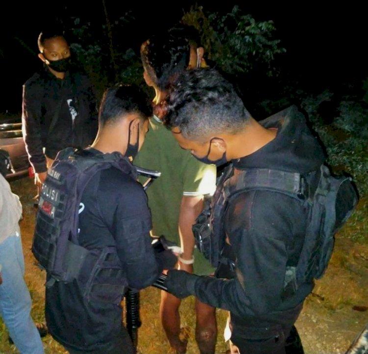 Lagi & Lagi, 2 Pelaku Curanmor berikut 5 Unit Semor Berhasil Diamankan Tim Gabungan Polres Sumba Barat