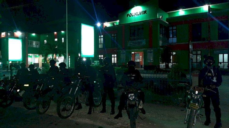 Astisipasi Tindak Kejahatan Di Malam Hari Tim Raimas Tingkatkan Patroli Malam