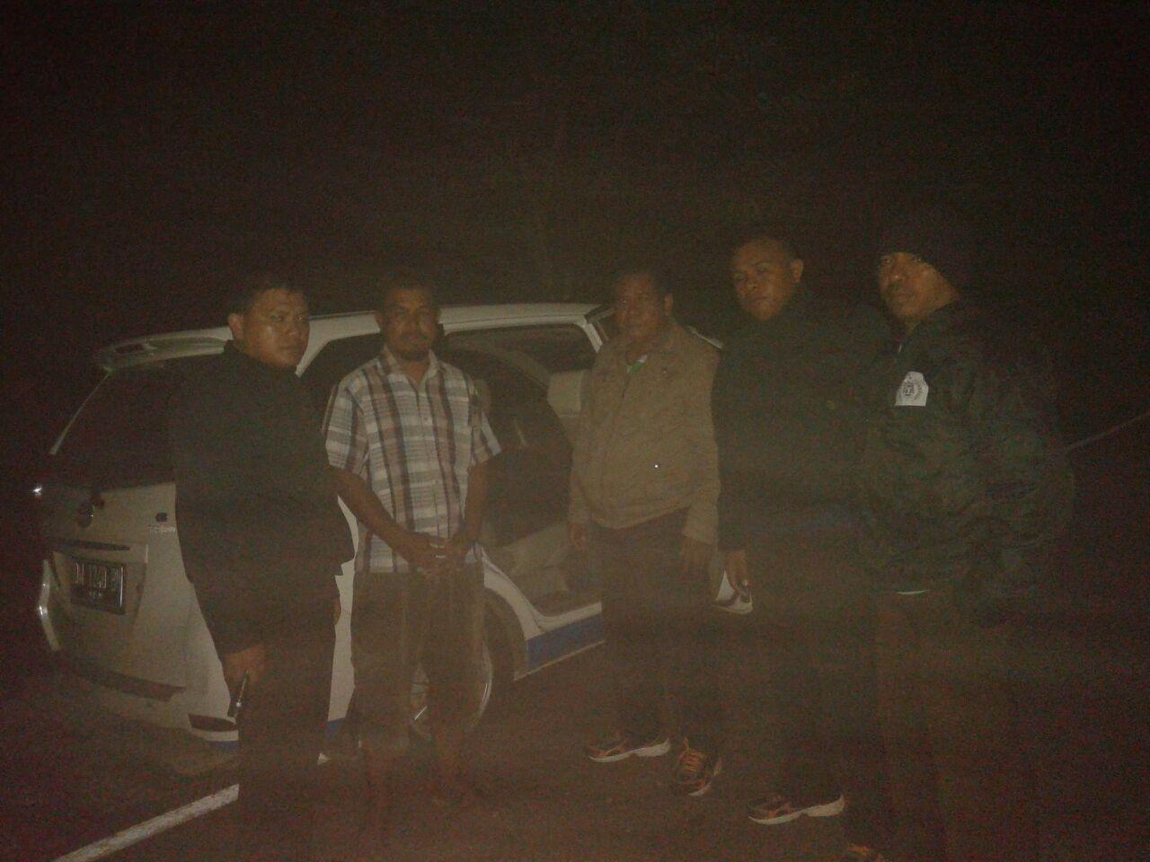 Patroli Malam Polsek URG Berhasil Amankan 680 liter Miras