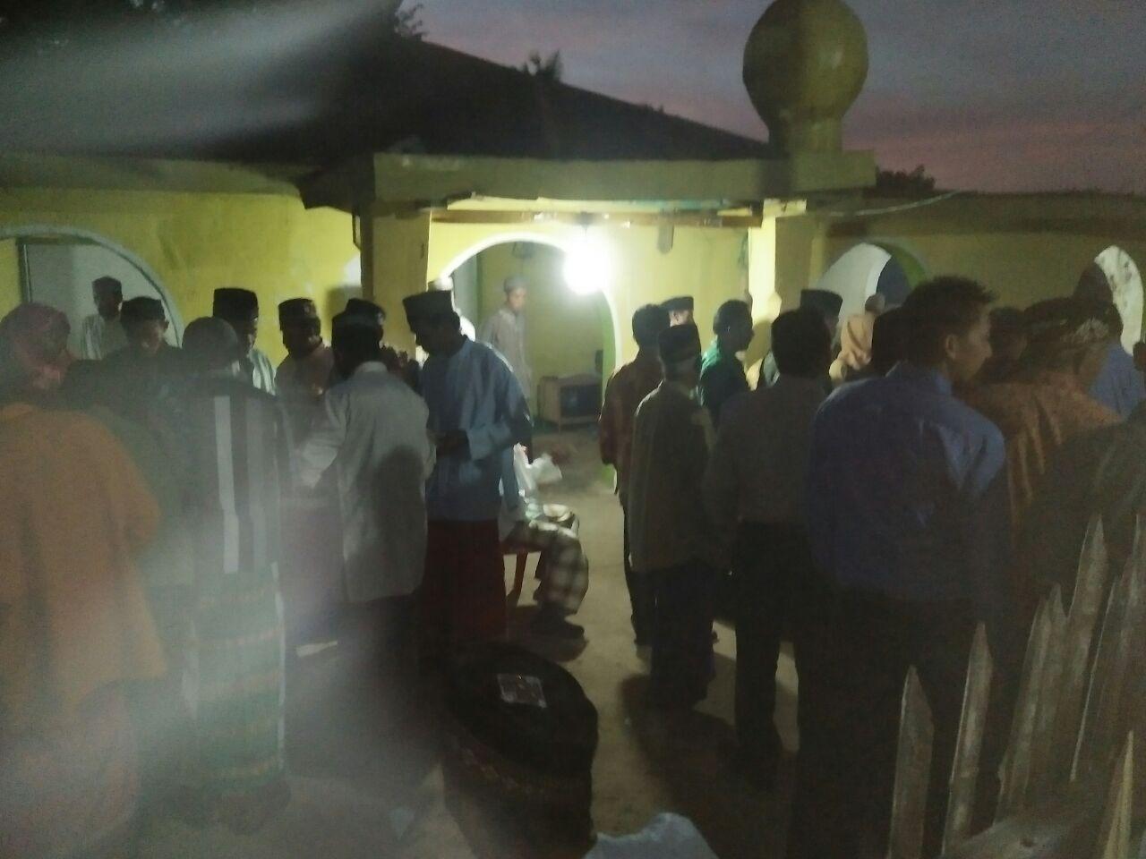 Safari Ramadhan Kamtibmas Polres Sumba Barat bersama Bupati Sumba Barat Daya