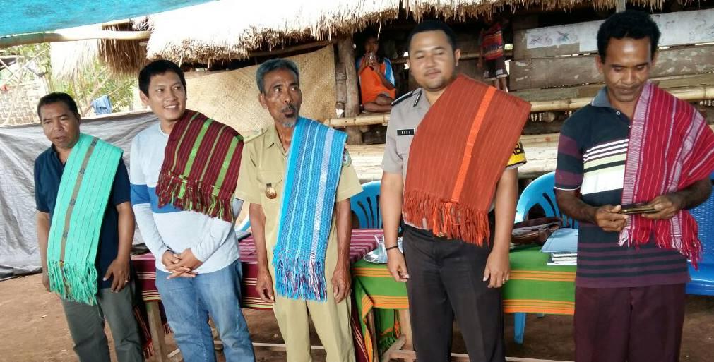 Motivasi dan Dukungan Penuh Seorang Bhabinkamtibmas untuk Desa