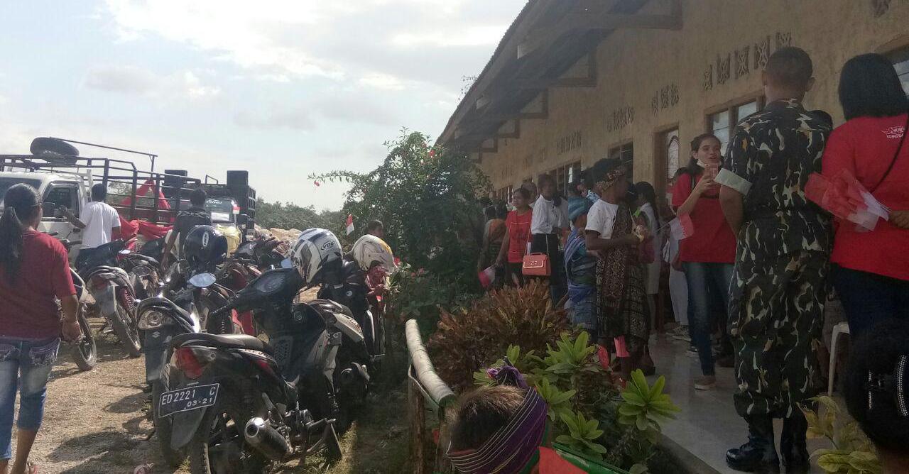 Saya Anak Indonesia, Saya Gembira   Sumba Peringati HAN 2017