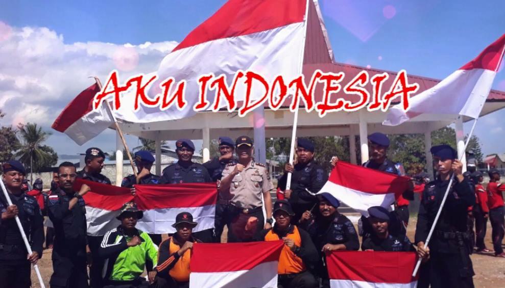 Persembahan Polres Sumba Barat | Aku Pancasila, Aku Indonesia