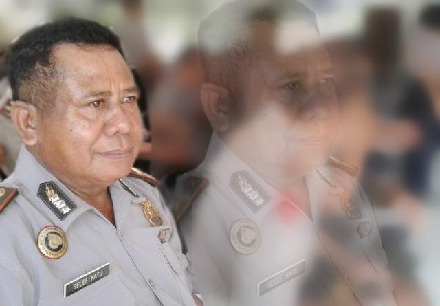 Semangat dan Dedikasi Inspektur Polisi Satu yang Tak Muda Lagi