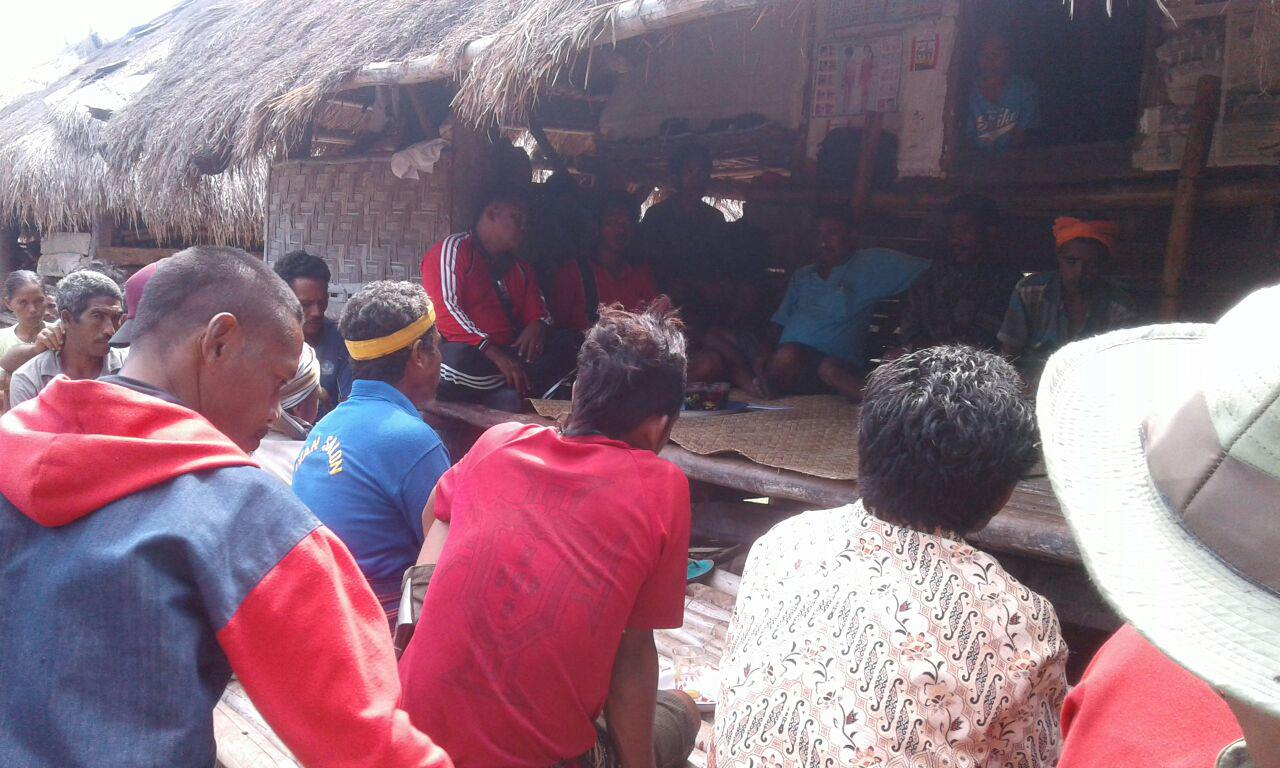 Polsubsektor Karuni | Melangkah Bersama Demi Kesejahteraan Masyarakat
