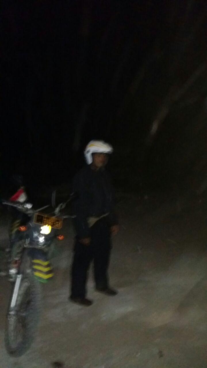 Patroli Malam   Pemukiman Warga Menjadi Target Utama