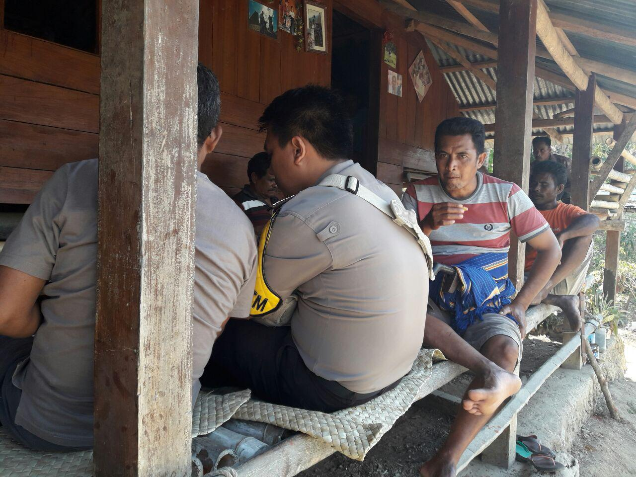 Partisipasi Bhabinkamtibmas Dalam Musrenbang Dusun
