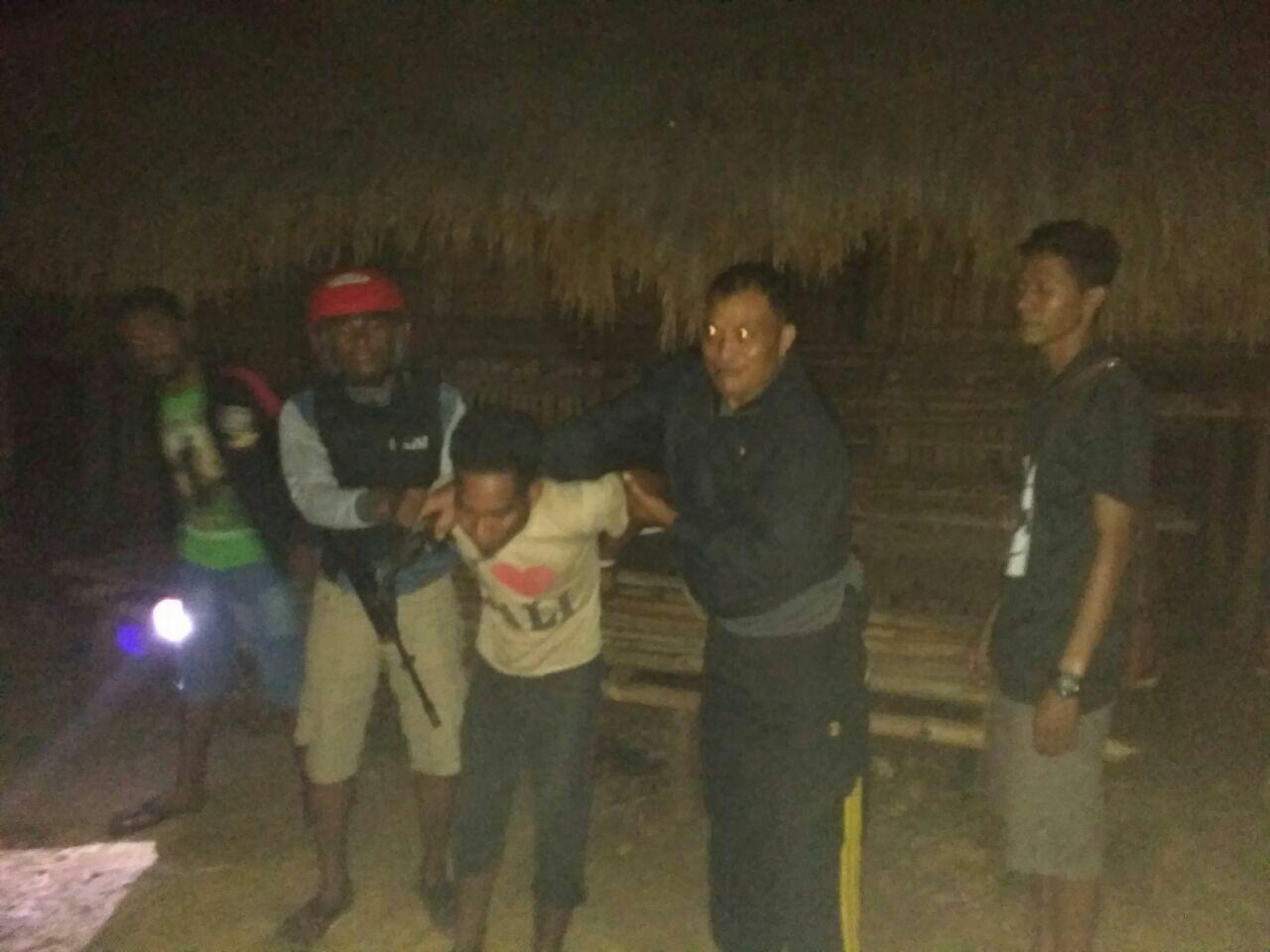 Polsek Kodi Bangedo Berhasil Bekuk Pelaku Penyerangan