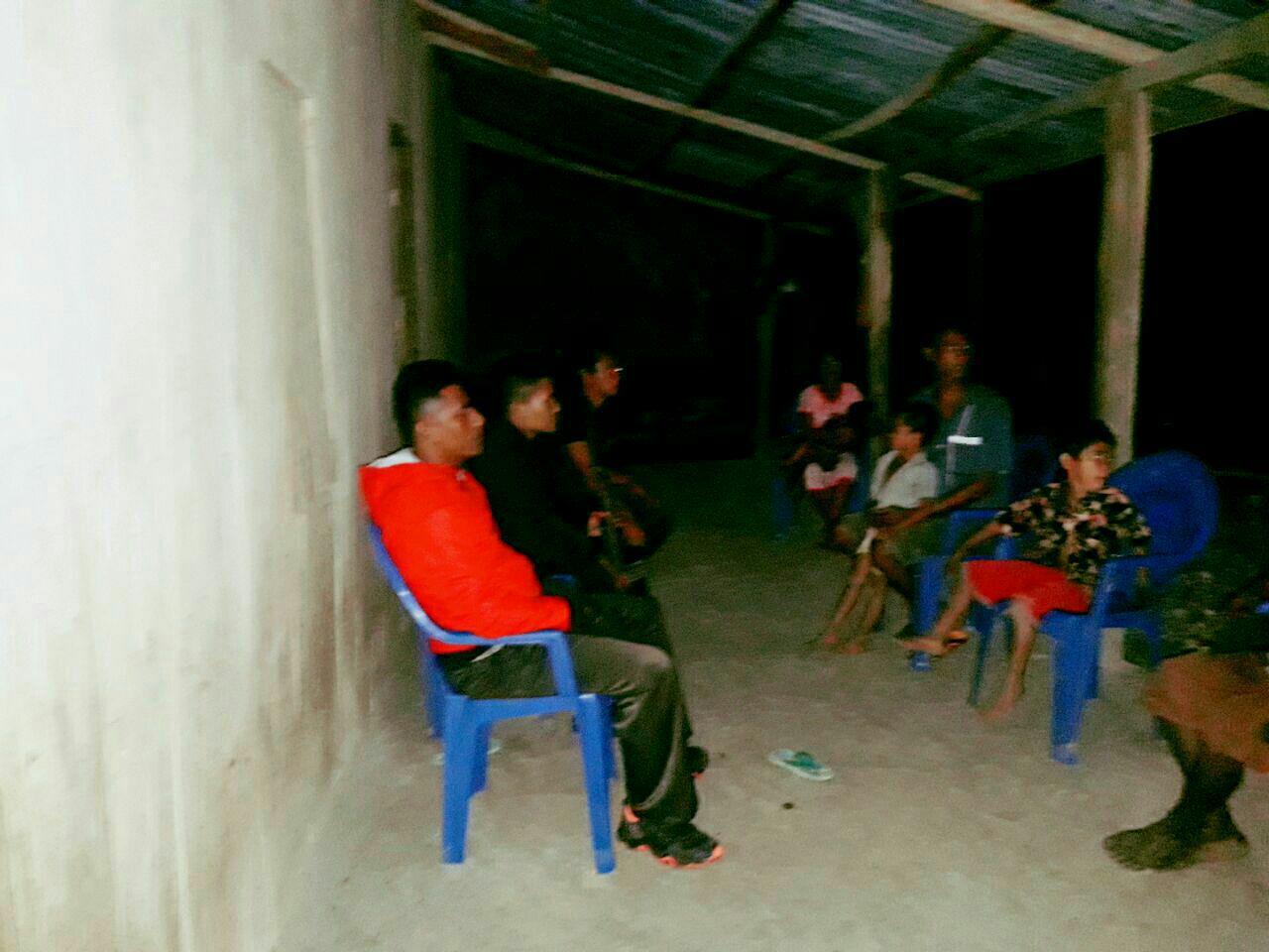 Polsek Kodi Bangedo | Bersama Warga Wujudkan Kamtibmas