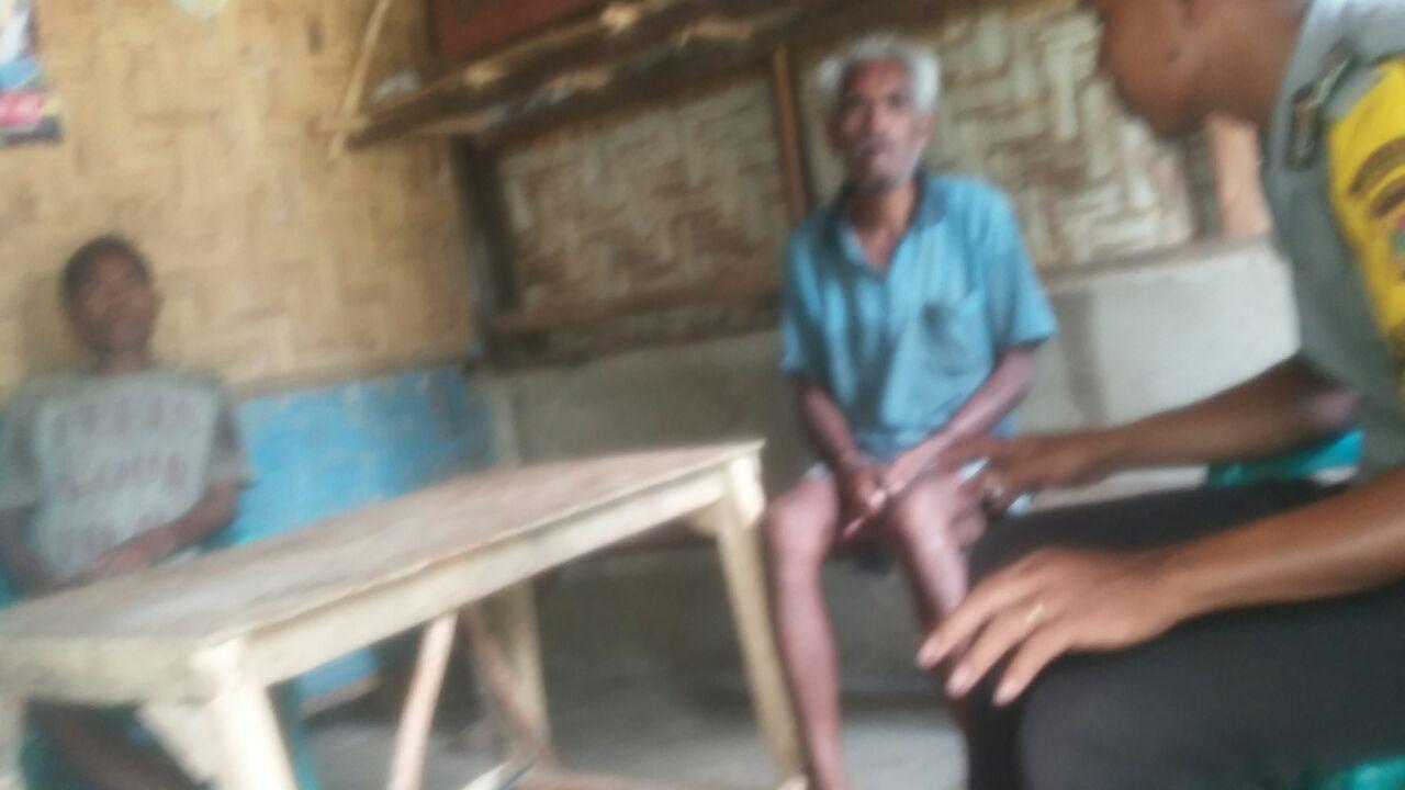 Sambang Warga | Menjalin Kerjasama Dengan Aparat Desa