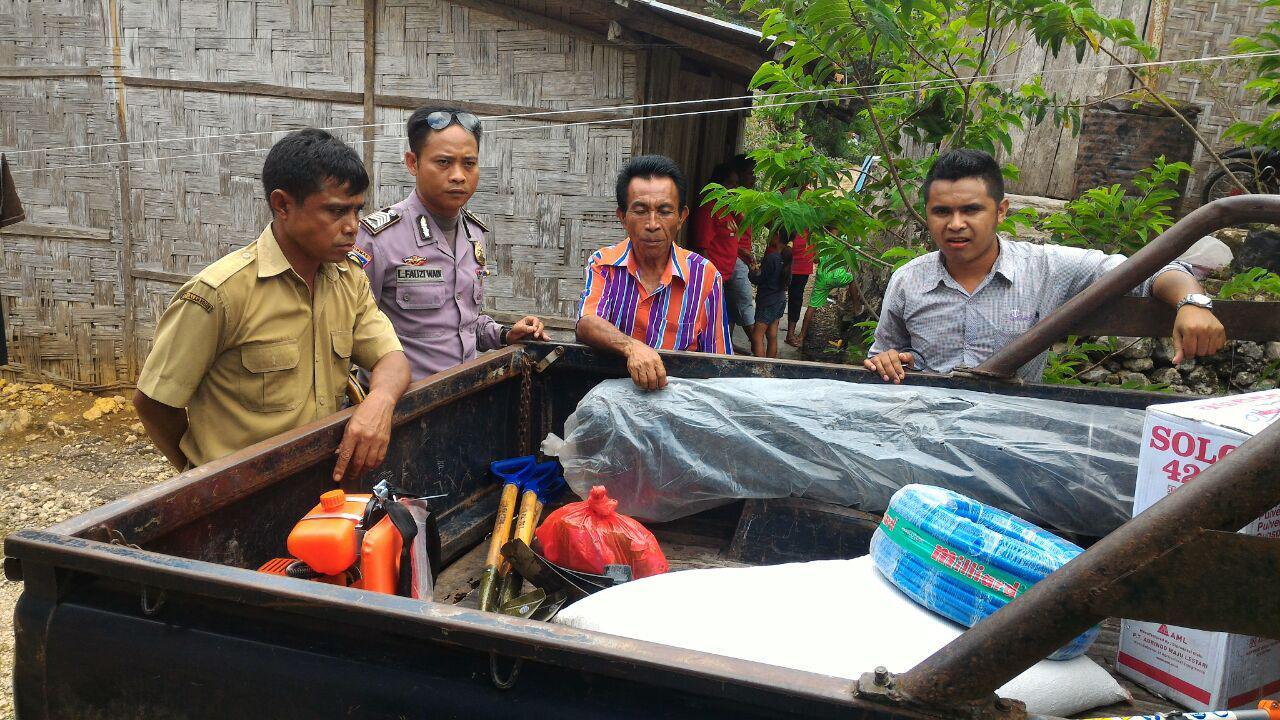 Bantuan Peralatan Pertanian untuk