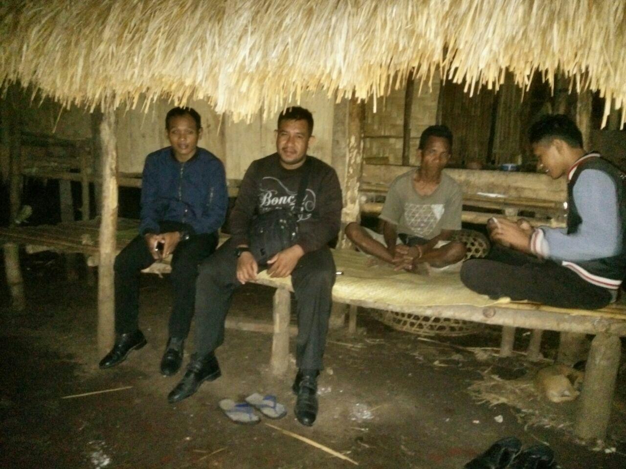 Polsek Kodi Bangedo | Patroli dan Sambang Warga Menjadi Keseharian