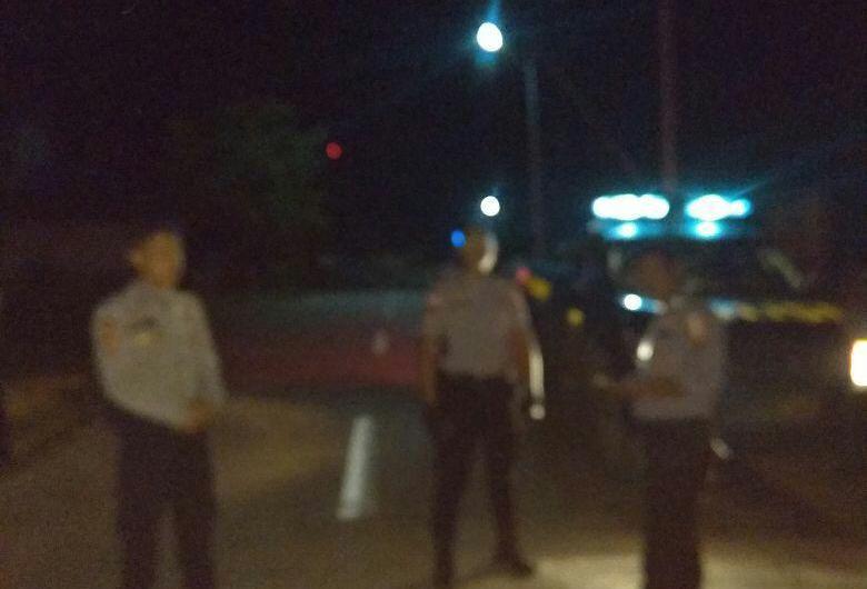 Patroli Malam Terus diLaksanakan Demi Menekan Angka Kriminalitas
