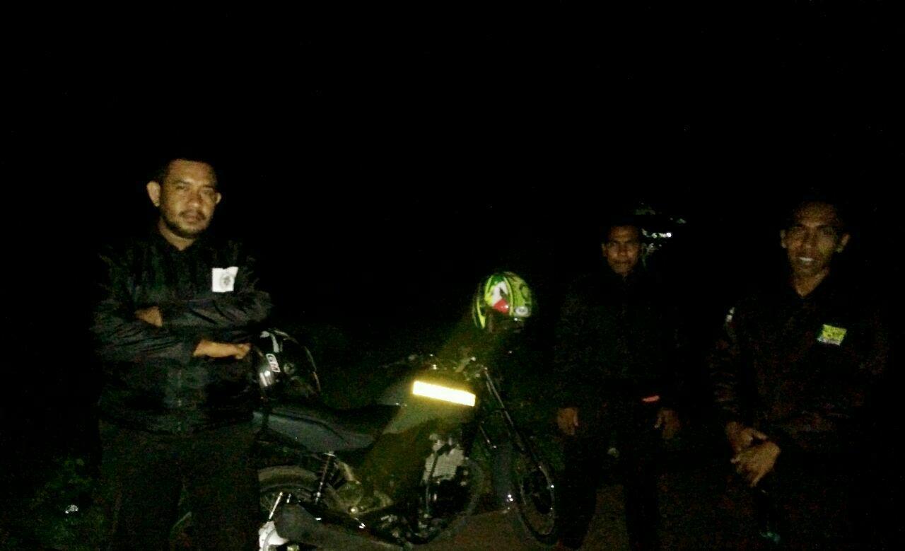 Polsek Kodi Bangedo   Berkerjasama Dengan Semua Pihak  Demi Keamanan Dan Kenyamanan Masyarakat