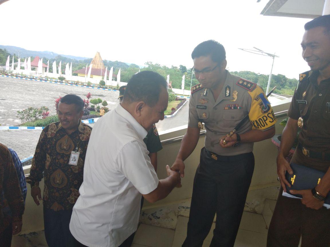 Kapolres Hadiri Rakor Penguatan Program Pemberdayaan Masyarakat dan Desa Kabupaten se NTT yang Dibuka oleh Gubernur NTT