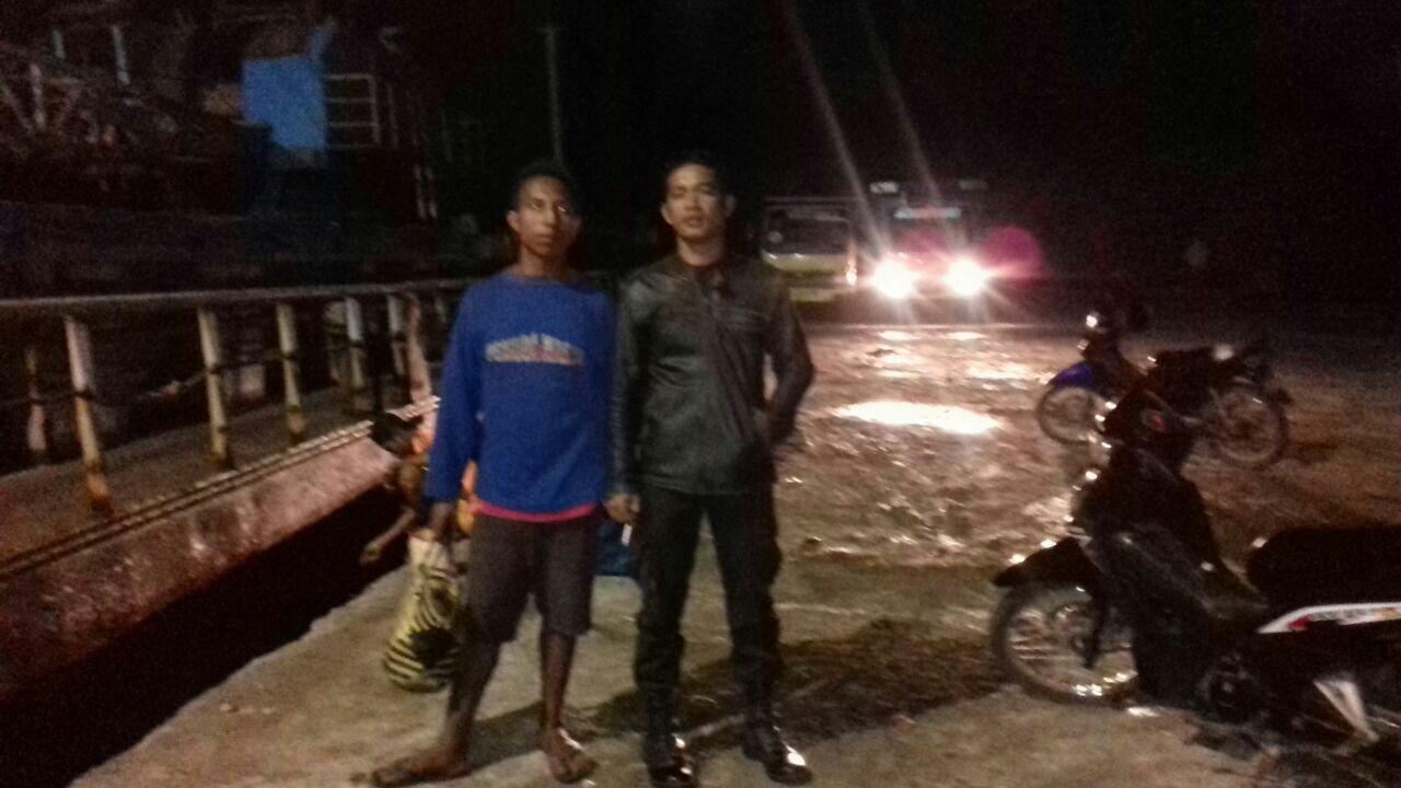 KP3 Laut Intensifkan Giat Patroli Dalam Mengantisipasi Berbagai Hal Buruk