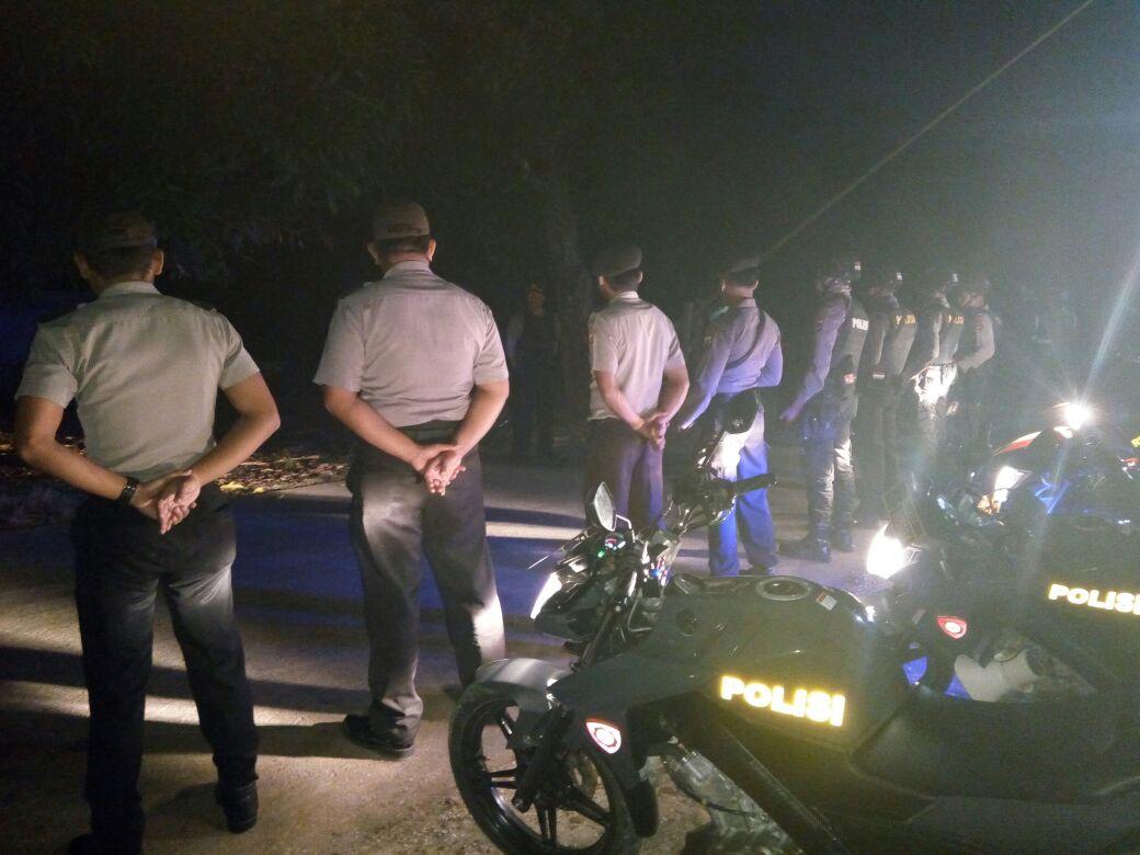 13 Polsek Jajaran Polres Sumba Barat Gelar Operasi & Razia Serentak