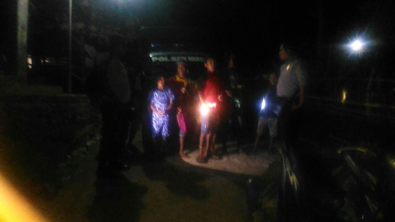 Patroli Malam Demi Terwujudnya Sumba Yang Lebih Aman dan Nyaman