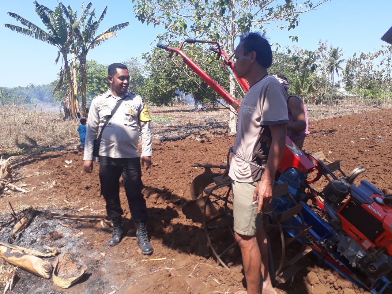 Polsek Loura | Sambang Petani