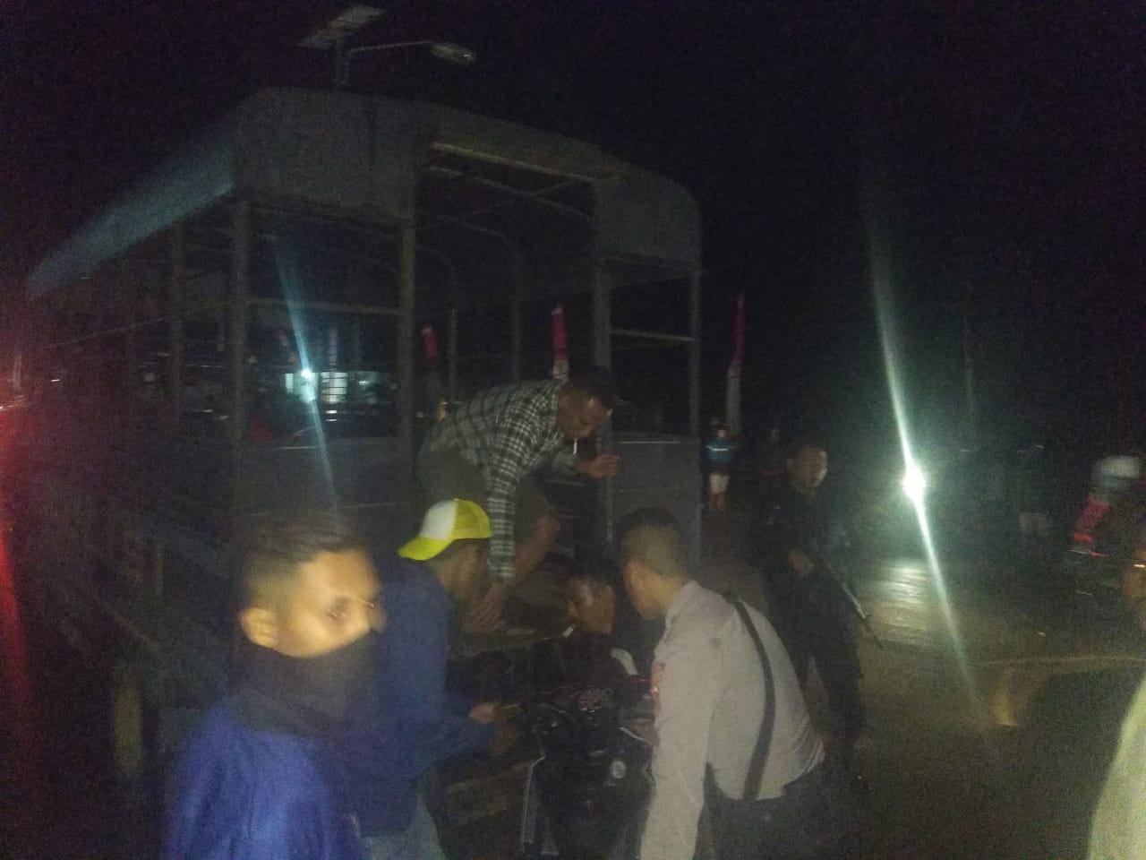 Dalmas Polres Sumba Barat, Intensifkan Patroli Malam