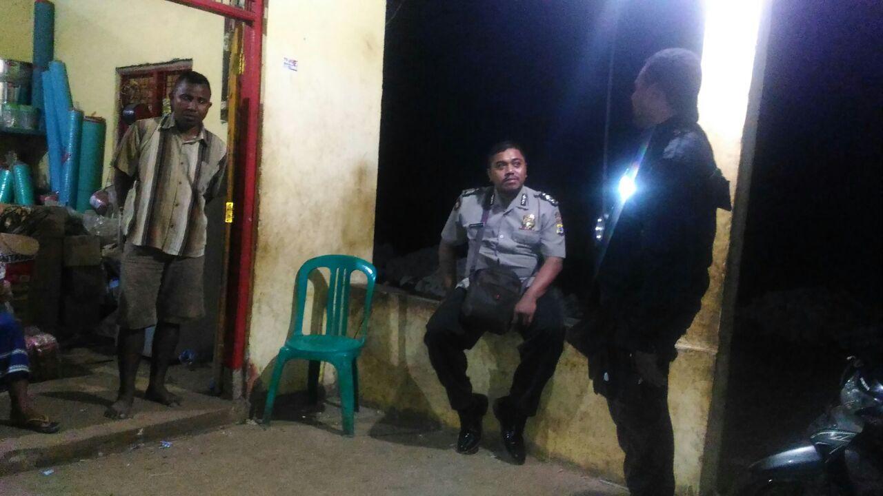 Mengawasi Situasi Kamtibmas, Polsek Jajaran Terus Gelar Patroli