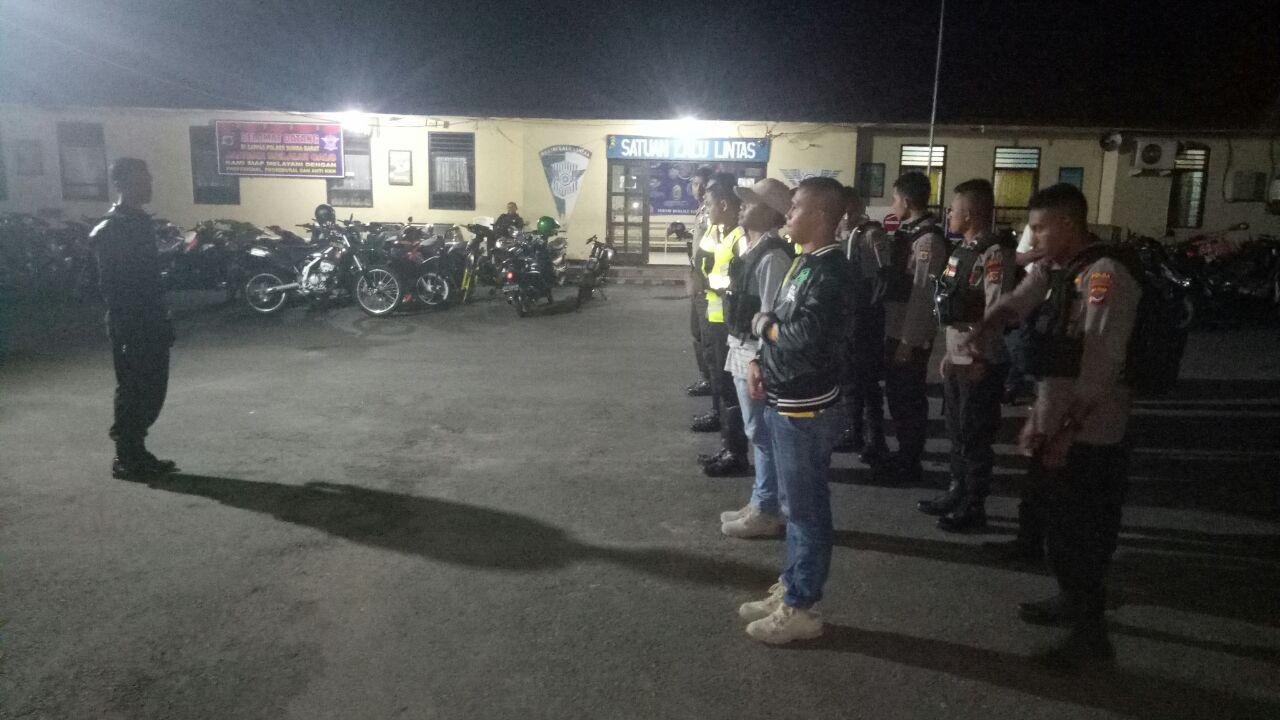 Tim Kalong Pasola Terus Tingkatkan Giat Patroli Malam