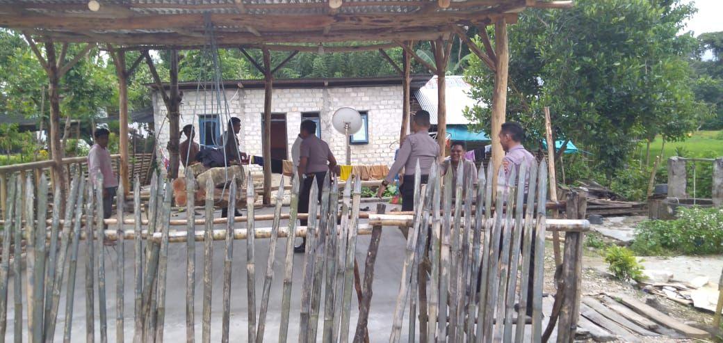 Menekan Angka Kriminalitas, Pleton Turjawali Melaksanakan Patroli Kota