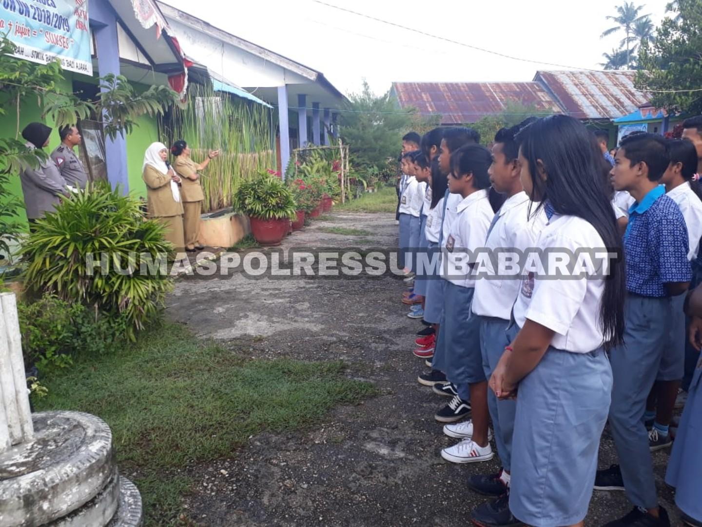 Roadshow Goes to School oleh Unit Dikyasa Diikuti 345 Murid SMA Karanu Waikabubak