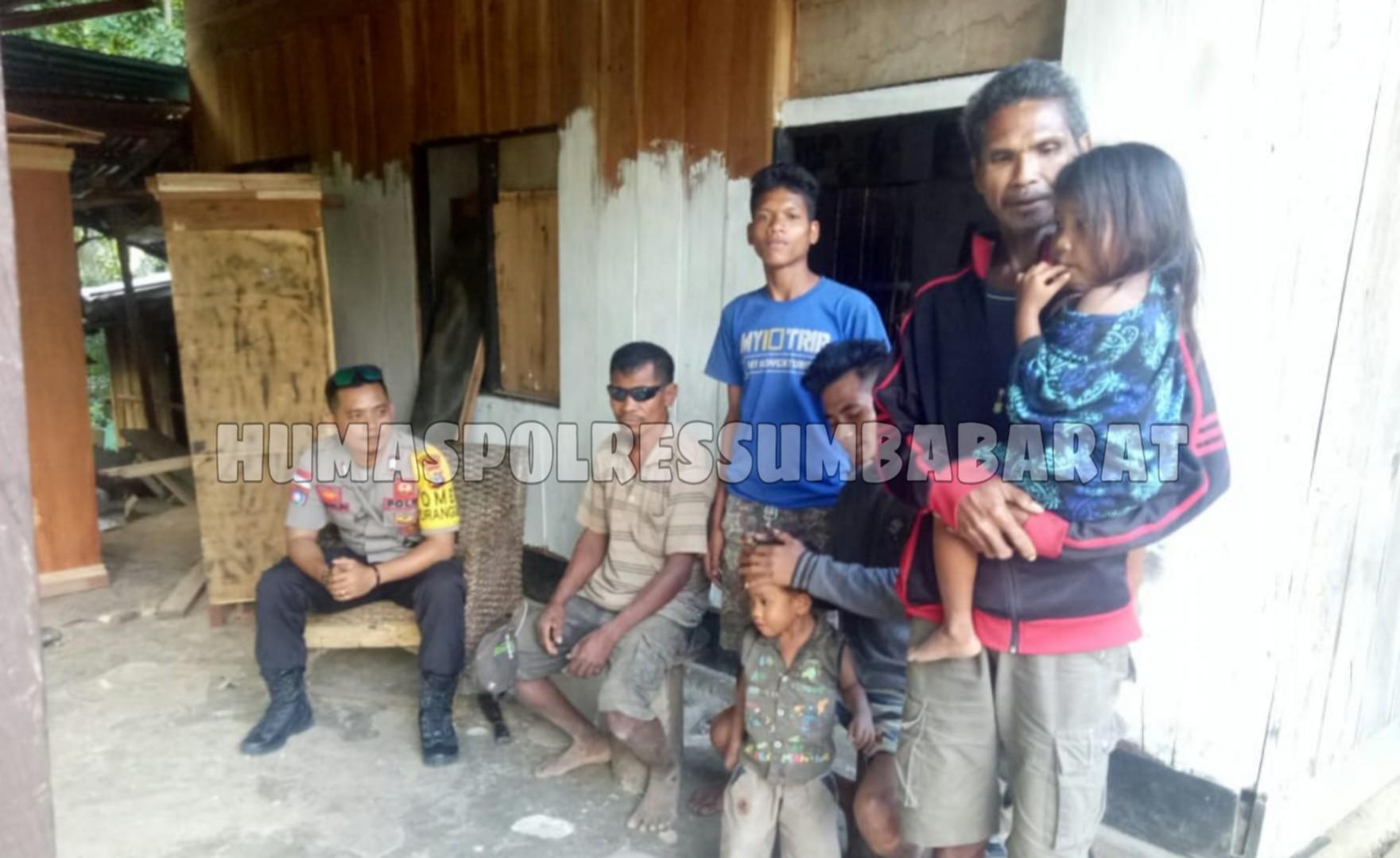 Gotong Royong, Satu Kata Buat Warga Binaan dari Brigpol Karmun