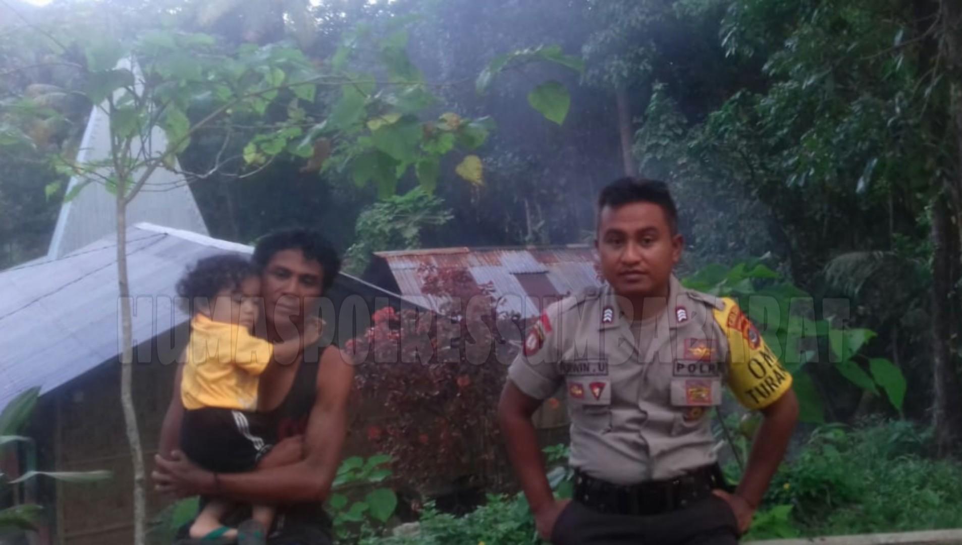 Brigpol Erwin Ajak Warga Binaan Jaga Kestabilan Situasi Kamtibmas Desa Ngadu Olu