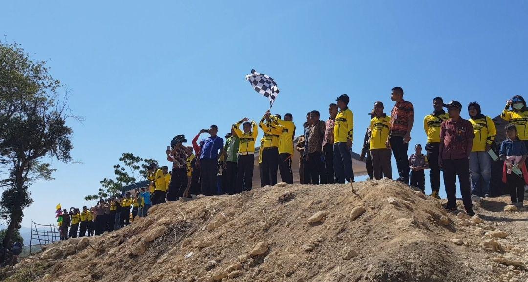 Meriahkan Hari Bhayangkara ke 73, Grasstrack & Motor Cross NTT 2019 Siap Guncang Sumba