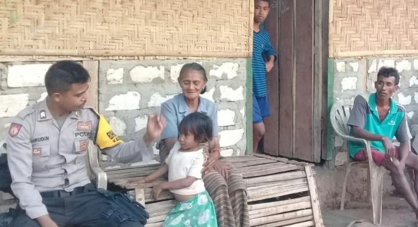Tekun Berkebun guna Penuhi Kebutuhan Keluarga, Pesan Brigpol Syahrudin untuk Warga Binaan