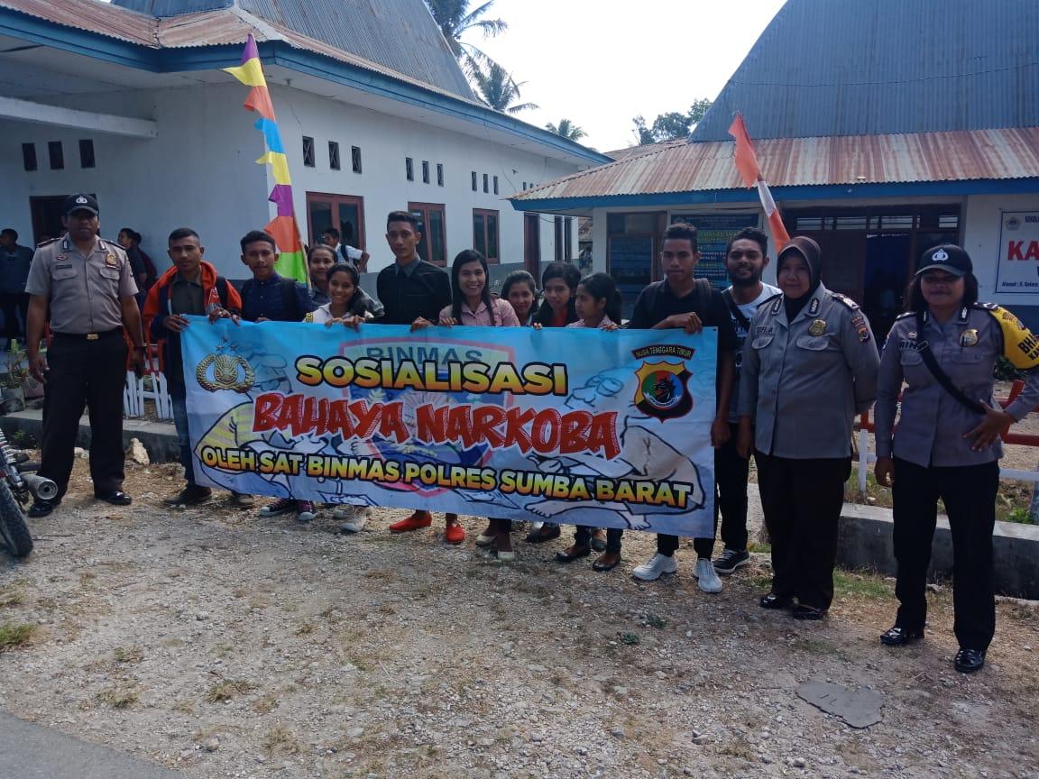 Ops Bina Kusuma 2019 Dipimpin Langsung Kasat Sabhara