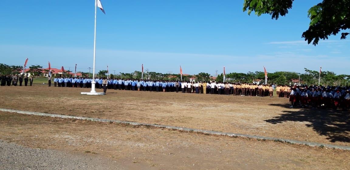 Upacara Hari Kesaktian Pancasila Tahun 2019 di Kabupaten Sumba Tengah