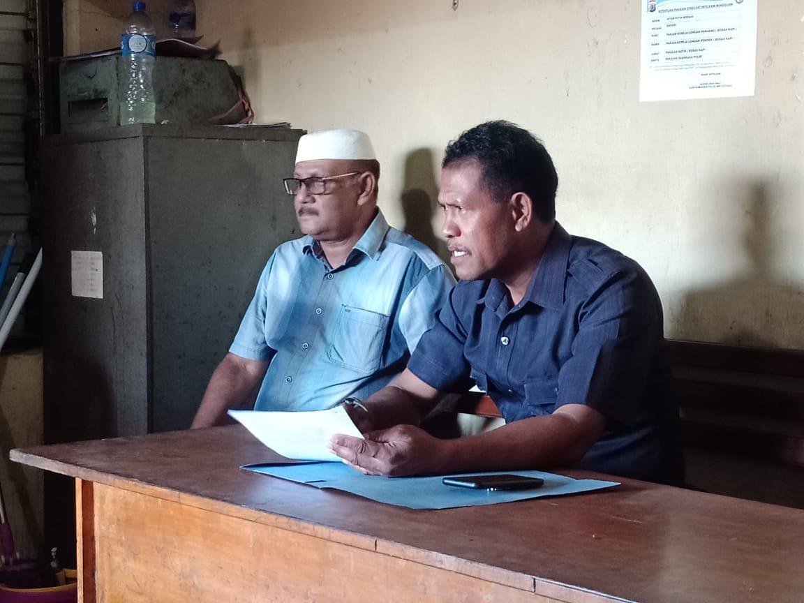 Penggalangan Para Tokoh Oleh Satuan Intelkam Sambut Pelantikan Presiden Dan Wakil Presiden Terpilih