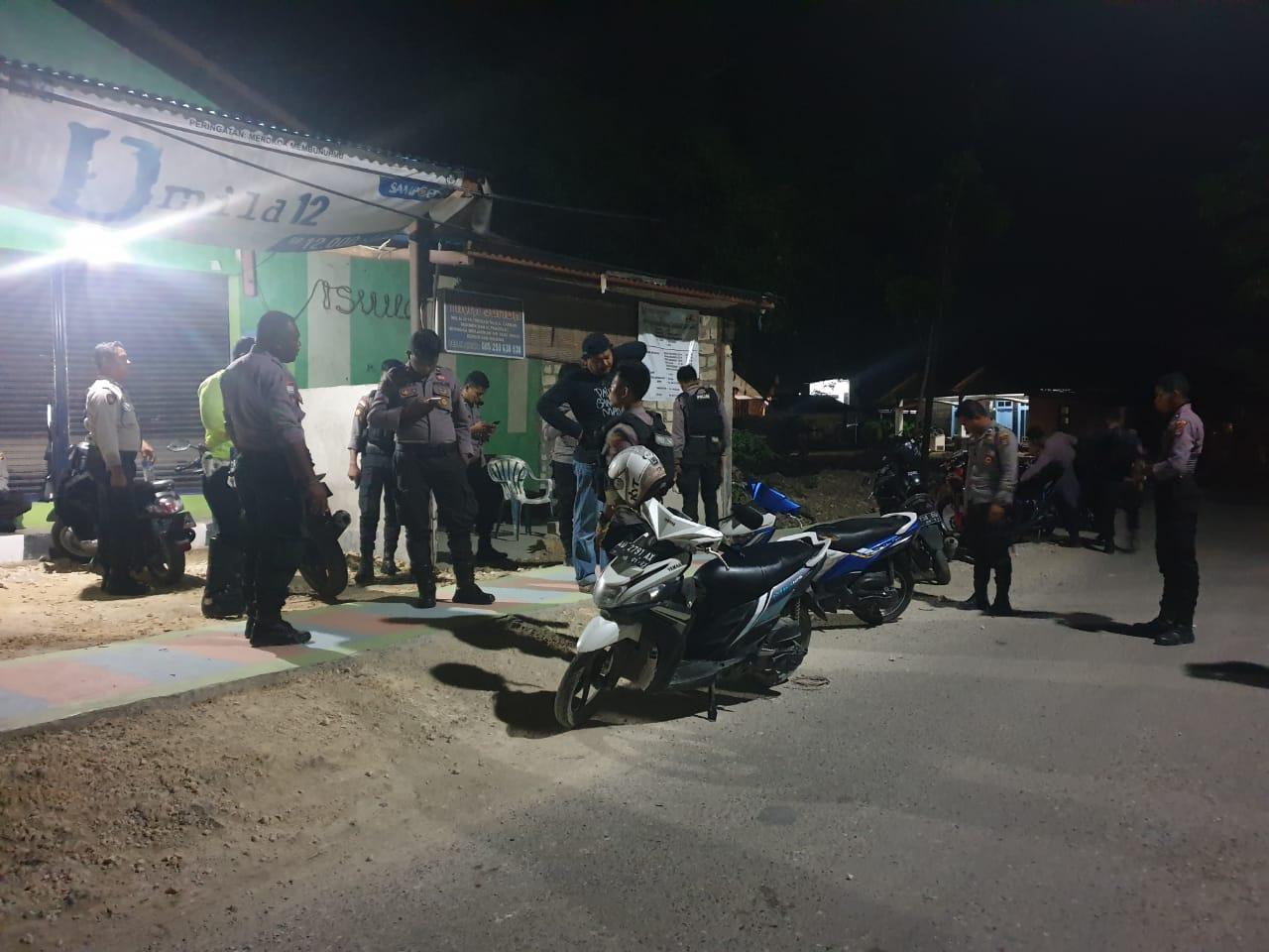 Puluhan Personil Dilibatkan Dalam Pengamanan Wulla Poddu