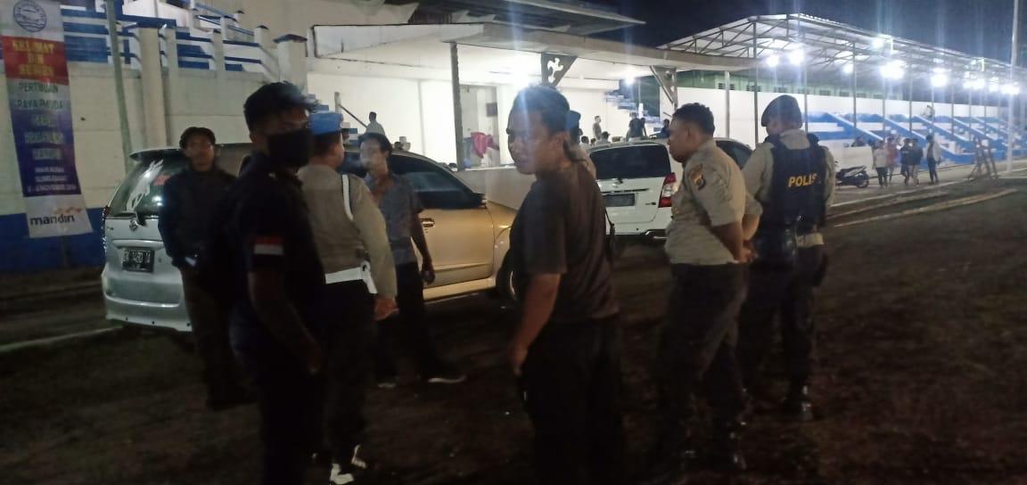 Pengamanan Pra Sidang Raya Pemuda PGI ke XVII oleh 76 Personel Polres Sumba Barat